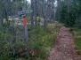 Stockholm Hike April Sormansleden 6 & 7