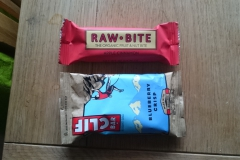 RawBite vs Clif - the one on top is far better