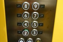 Swedish lift panel
