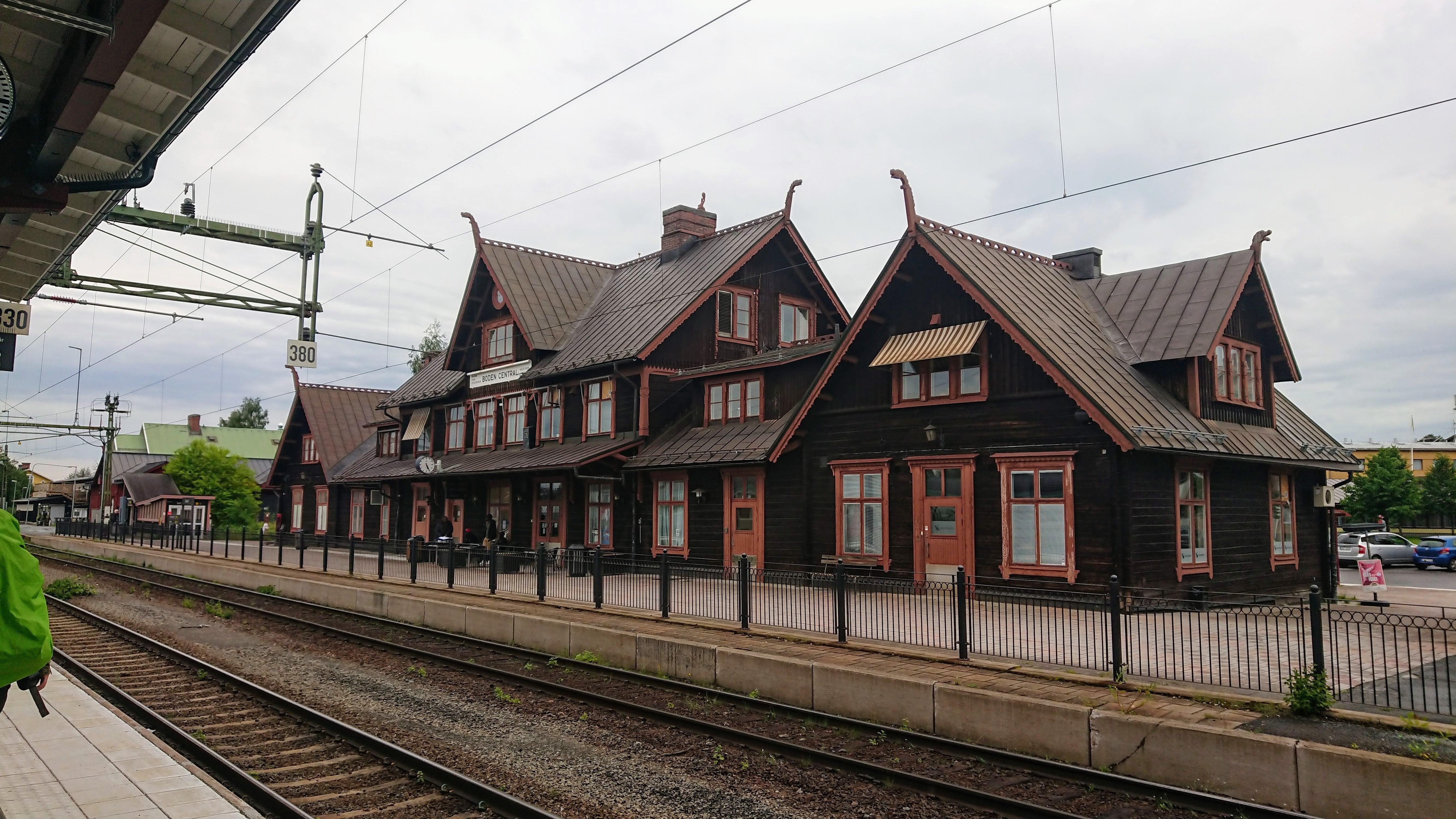 Gällivare station