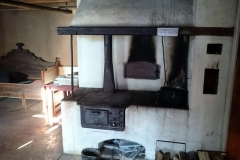 Stove and oven in Lunsentorpet