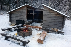 Bivvy shelters