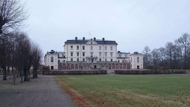 Swedish castle.