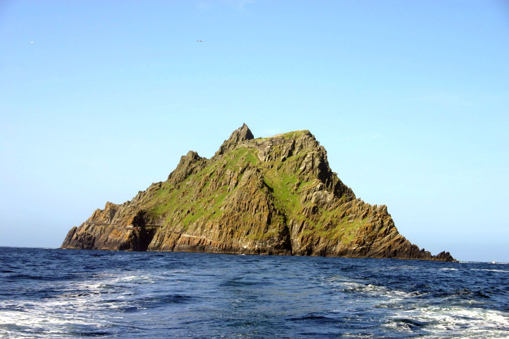 Skellig Michael, when I visited it in 2006.