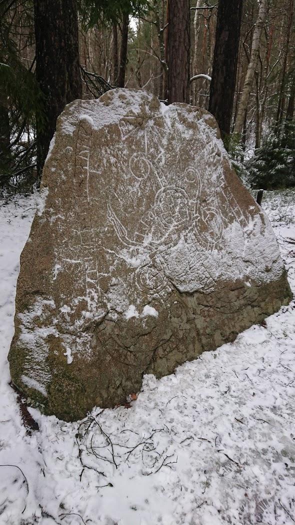 1000yr old Runestone