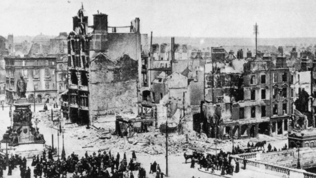 Dublin-after-the-Easter-rising